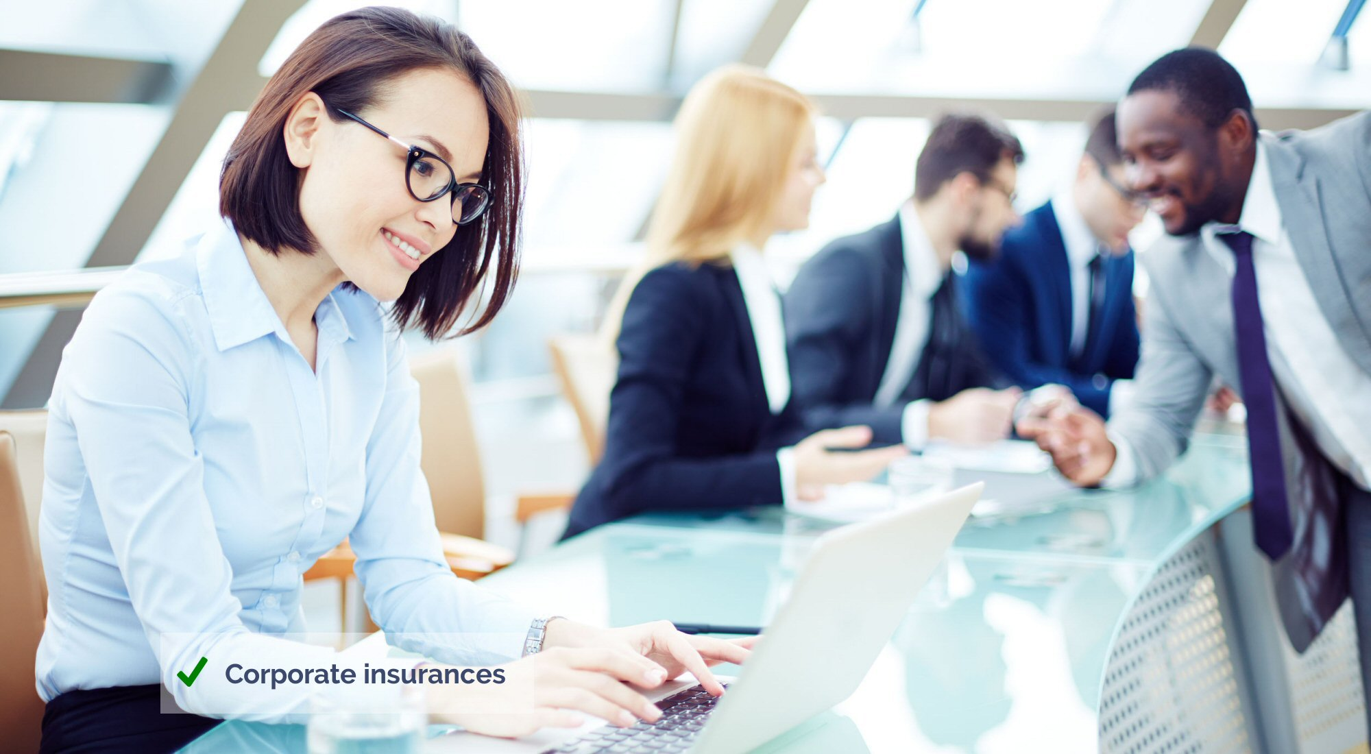 Corporate insurances in Spain
